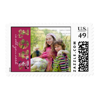 Love is All You Need Personalized Photo Postage