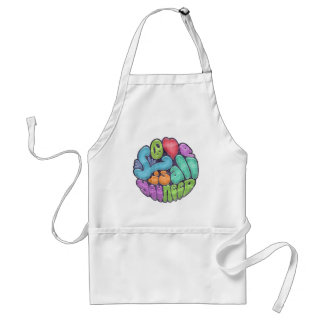 Love Is All You Need -rnd Adult Apron