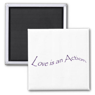 Love is an action magnet