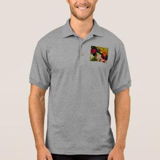 Love is beautiful_ polo shirt