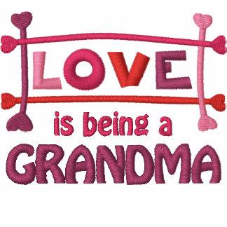 LOVE is being a GRANDMA
