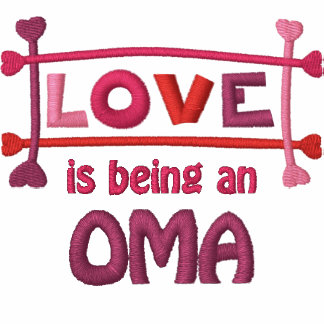 LOVE is being an OMA