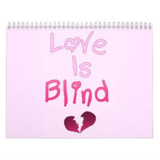 Love Is Blind Calendar