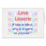Love is Blind Card