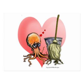 Love is Blind Postcard