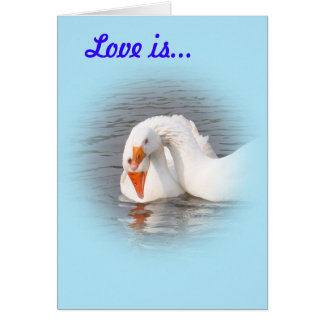 Love is...card