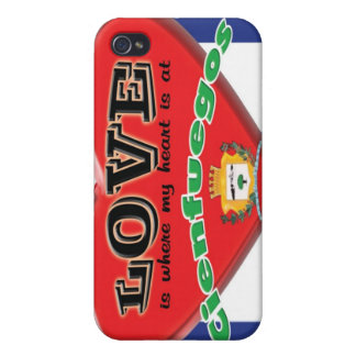 Love is Cienfuegos i-phone4 Speck case iPhone 4 Cases
