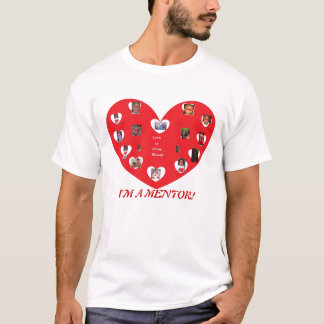 "Love is Color Blind ""Mentor T-shirt"" T-Shirt"