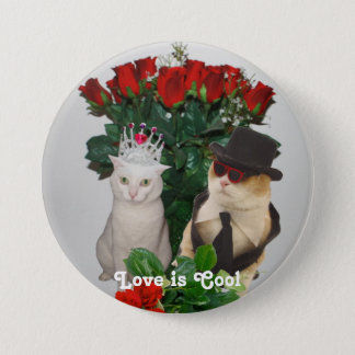 Love is Cool Button
