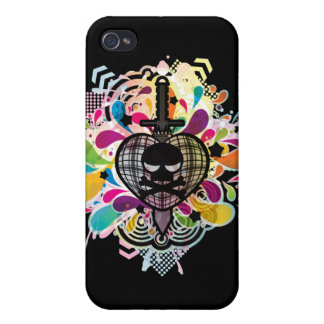 LOVE_IS_DEAD CASE FOR iPhone 4