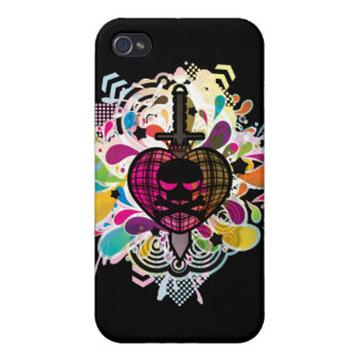 LOVE_IS_DEAD CASES FOR iPhone 4