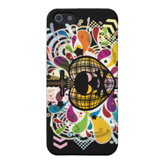 LOVE_IS_DEAD COVER FOR iPhone SE/5/5s