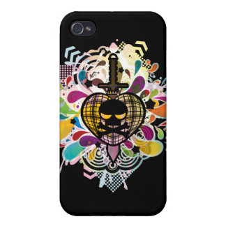 LOVE_IS_DEAD iPhone 4/4S COVERS