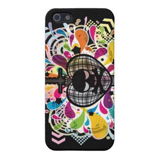 LOVE_IS_DEAD iPhone SE/5/5s CASE