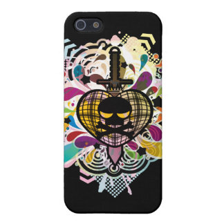 LOVE_IS_DEAD iPhone SE/5/5s COVER