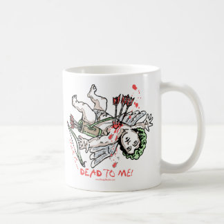 Love is Dead to Me Anti Love Gear Classic White Coffee Mug