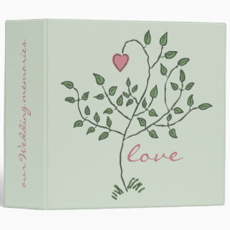 """love is deeply rooted 2"""" Binder"""