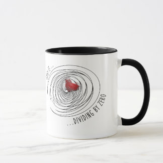 Love Is...Dividing by Zero mug