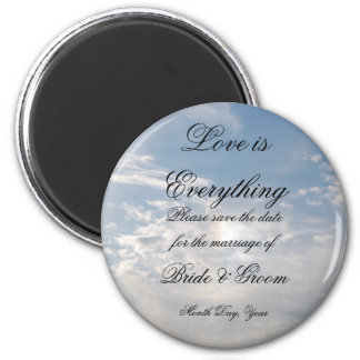 Love is Everything - magnet