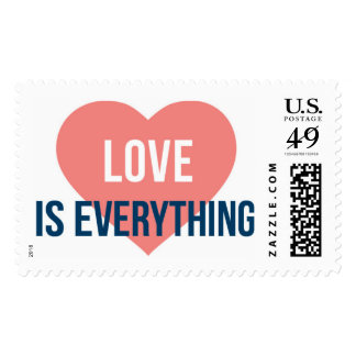 Love is Everything Stamps