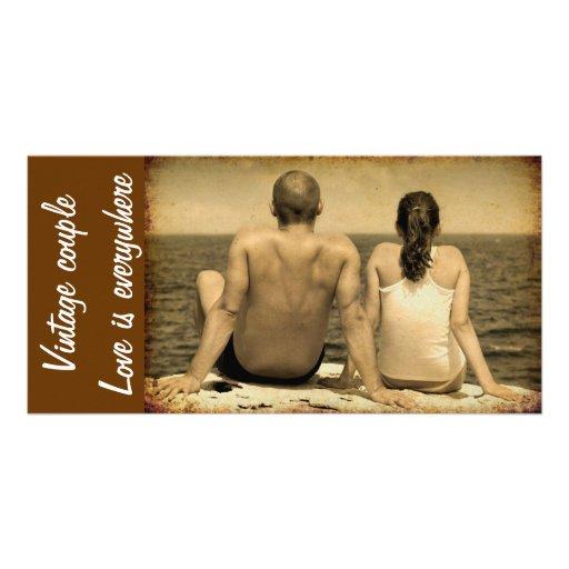 LOVE is everywhere photo card