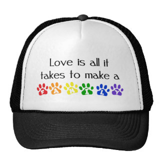Love is Family -  Pets Hats