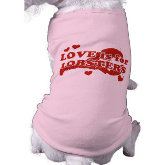 Love Is For Lobsters T-Shirt
