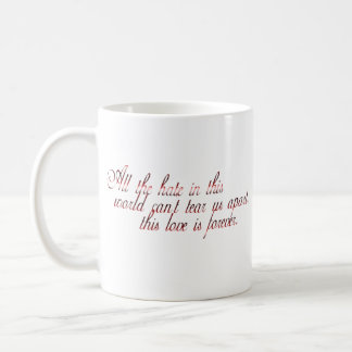 Love is Forever Classic White Coffee Mug