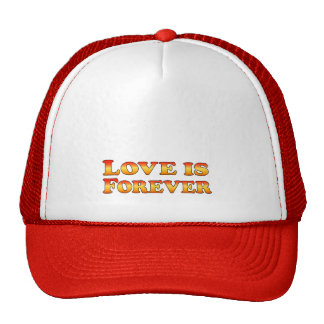 Love Is Forever - Clothes Only Mesh Hats