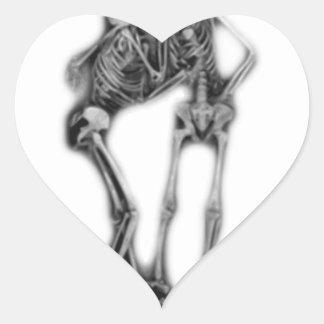 love is forever heart sticker
