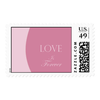 Love is Forever Stamp