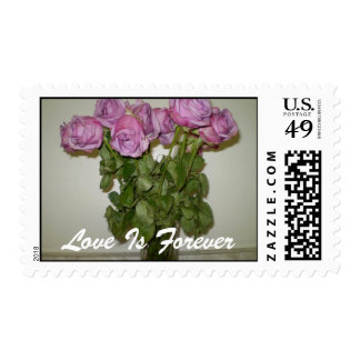 Love Is Forever Stamps
