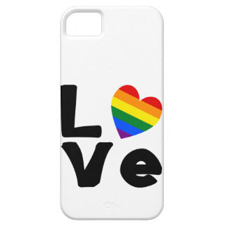 Love is Gay iPhone SE/5/5s Case