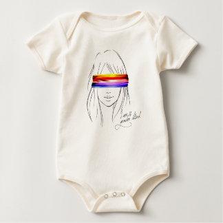 Love Is Gender Blind Baby Bodysuit
