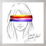Love Is Gender Blind Print