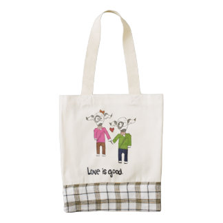 """""""Love is Good"""" Special Edition Tote"""