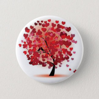 Love is growing button