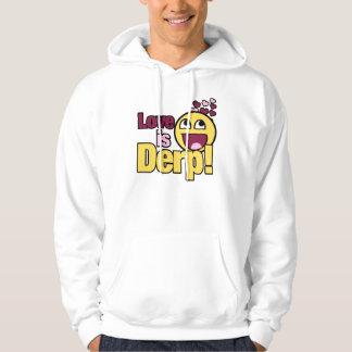 Love is Herp Derp Hoodie