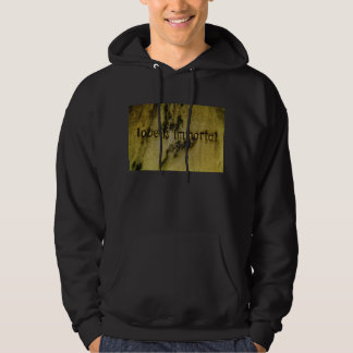 Love is Immortal Hoodie