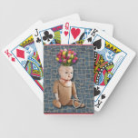 Love Is In Bloom, original art Playing Cards
