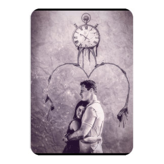 Love is in front of us card