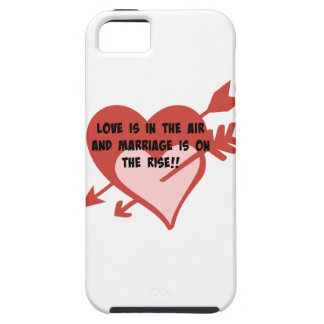 Love Is In The Air and Marriage Is On The Rise!! iPhone 5 Cases