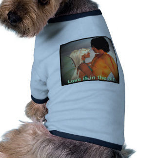 Love is in the Air Pet Shirt