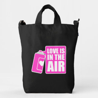 Love is In The Air Duck Bag