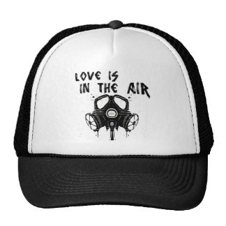 love is in the air hats