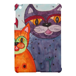 Love is in the air iPad mini cover