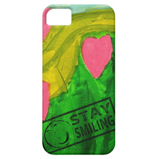 Love is in the air iPhone SE/5/5s case