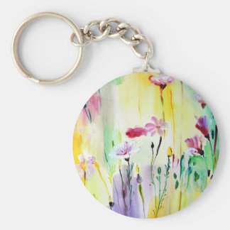 Love is in the Air Keychain