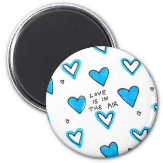Love Is In The Air - Magnet