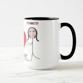 Love Is In The Air Mug